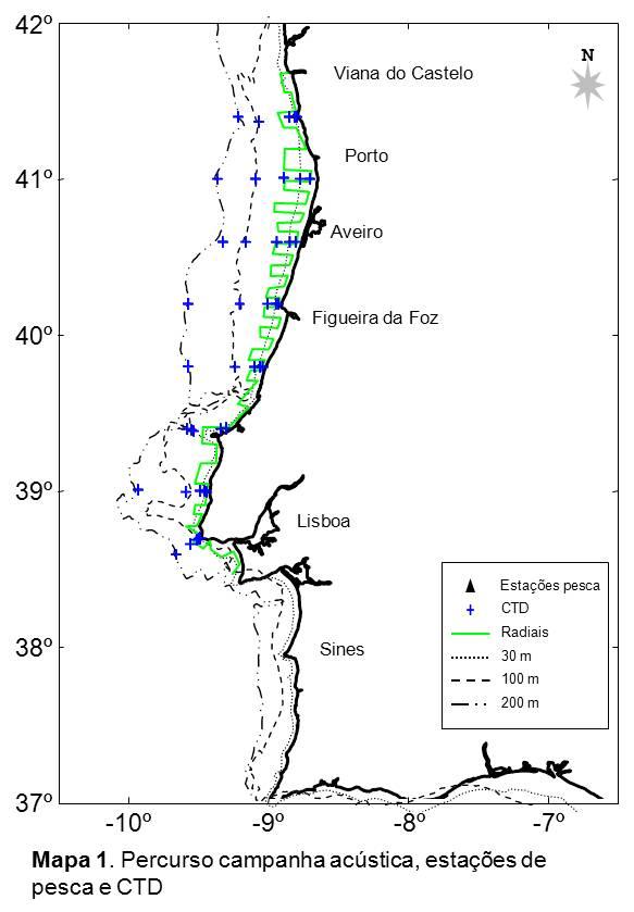 mapa de portugal cabos IPMA   Detalhe noticia mapa de portugal cabos
