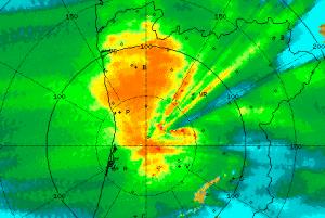 imagem radar 15 set 2015
