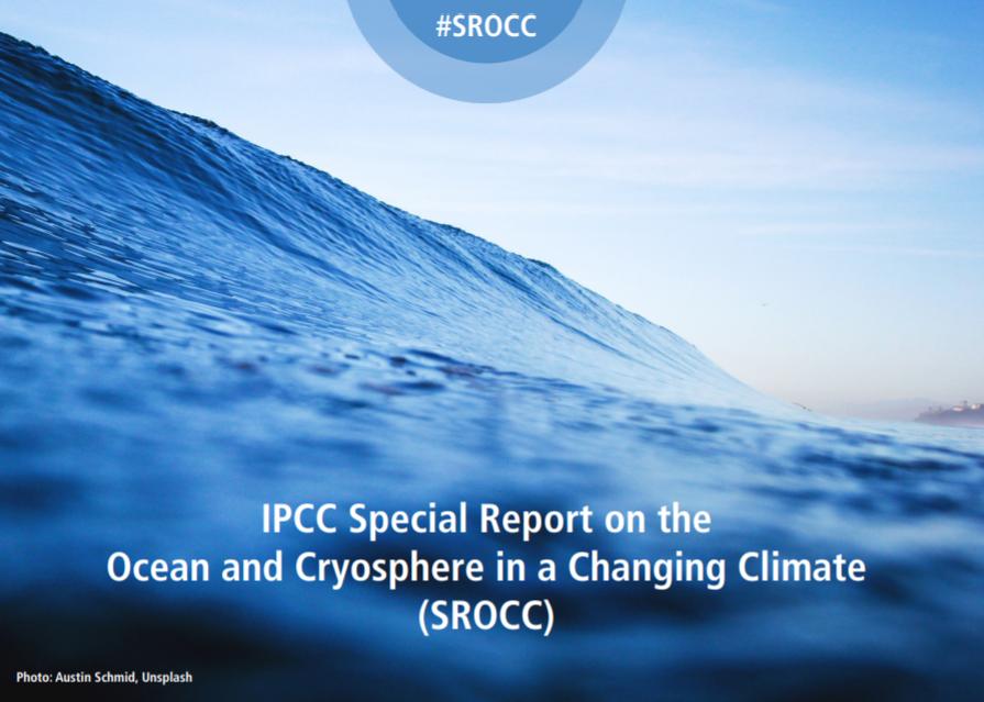 Relatório Especial sobre Oceano e Criosfera num Clima em Mudança