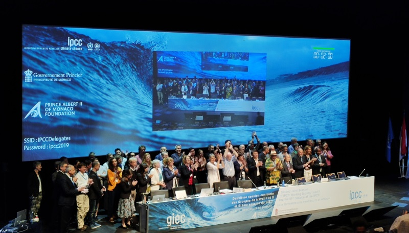 51.ª Sessão do Grupo Intergovernamental de Especialistas sobre Alterações Climáticas (IPCC)