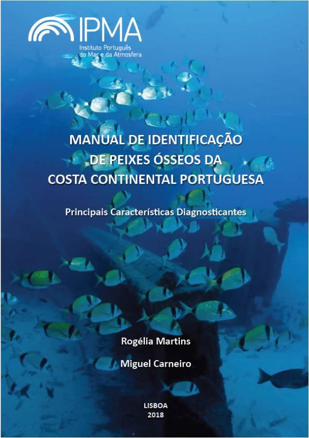 Resultado de imagem para MANUAL DE IDENTIFICAÇÃO DE PEIXES ÓSSEOS DA COSTA CONTINENTAL PORTUGUESA