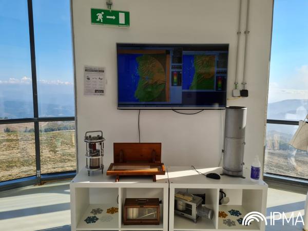 Radar Meteorológico de Arouca