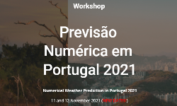 Workshop Numerical Weather Forecast in Portugal