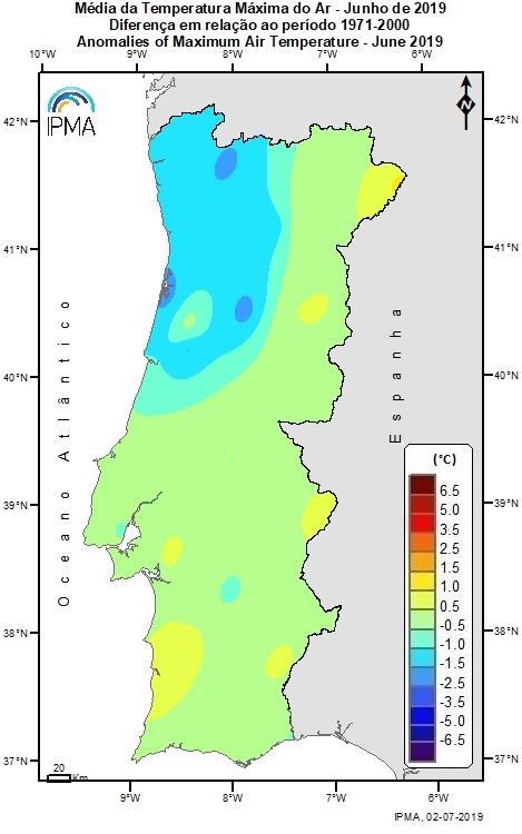 IPMA - Mapas